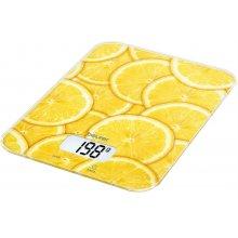 Кухонные весы BEURER KS 19 Küchenwaage lemon