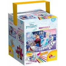 Liscianigiochi 120 elements Frozen Maxi in a...