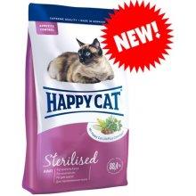 Happy Cat Sterilised 10kg