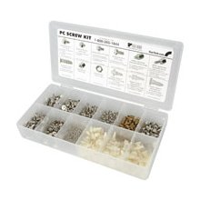 StarTech.com Assortment of screws, nuts ja...