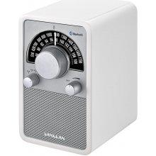 Радио Sangean WR-15BT белый