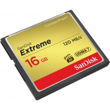 Флешка SanDisk Compact Flash Extreme 16GB...