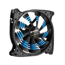 Тонер Sharkoon SHARK BLADES BLUE CASEFAN