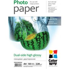 ColorWay High Glossy dual-side foto Paper...