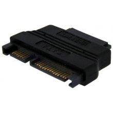 StarTech.com Slimline SATA / SATA adapter +...