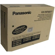 Тонер PANASONIC Toner KXFAT92E-T 3 units to...