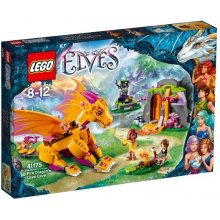 LEGO Elves 41175 Dragon`s Lava Cave