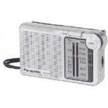 Радио PANASONIC RF-P150EG9-S серебристый