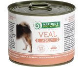 Natures Protection NP Dog Adult Veal 200g...