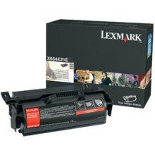 Тонер Lexmark X654, X656, X658 Extra High...