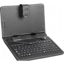 "TRACER Etui for Tablet 7 "" Black+ keyboard..."