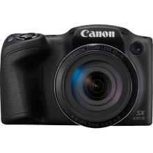 Фотоаппарат Canon PowerShot SX430 IS, черный