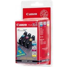 Тонер Canon CLI-526 C/M/Y, голубой, Magenta...