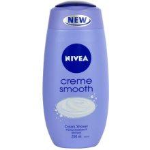 NIVEA Creme Smooth Cream Shower, Cosmetic...
