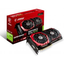 Видеокарта MSI GeForce GTX 1070 8GB DDR5...