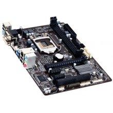 Emaplaat GIGABYTE GA-B85M-HD3, DDR3-SDRAM...
