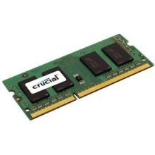 Mälu Crucial DDR3 SODIMM 16GB/1600 Low...