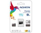 Mälukaart ADATA Premier UHS-I 16 GB...