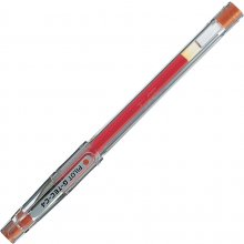 Pilot Geelpliiats G-TEC-C4, 0.4mm, красный