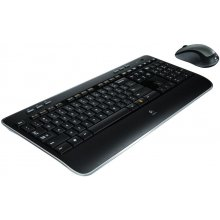 Клавиатура LOGITECH Wireless +Mouse MK520...