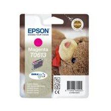 Tooner Epson tint T0613 magenta DURABrite |...
