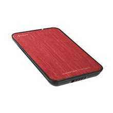 "Sharkoon Quickstore Portable 2.5"" красный"