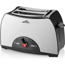 ETA Toaster ETA216690000 Black / Stainless...