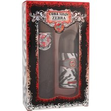 Cuba Jungle Zebra, EDP 100 ml + Deodorant 50...
