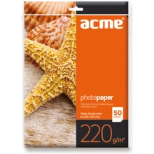 Acme 220 g/m2, matte (double-sided)