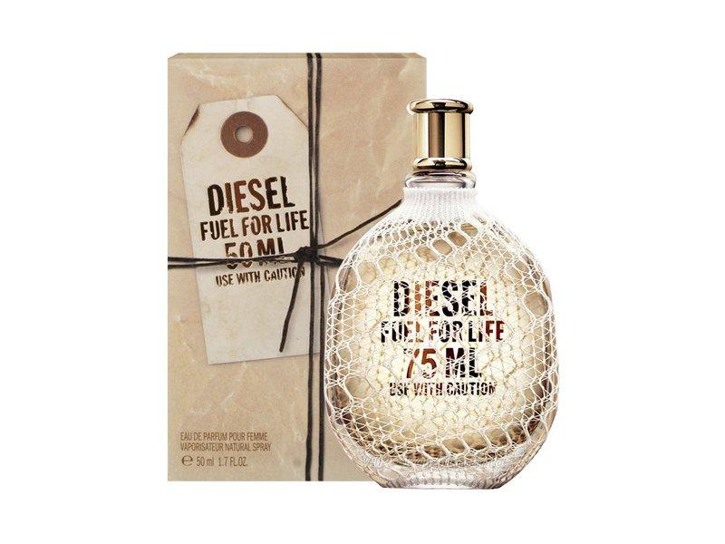 Diesel Fuel For Life Femme 50ml Eau De Parfum For Women Quumeu
