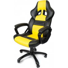 Arozzi Monza Gaming стул - жёлтый