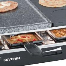 SEVERIN RG2341 Raclette mit Stein must