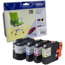 Tooner BROTHER LC-229XLVALBP Multipack Ink...