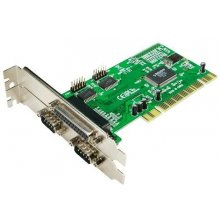 LogiLink 1xLPT2xCom PC0018 PCI