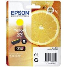 """Тонер Epson T3344 """"оранжевый"""" Claria Premium..."""