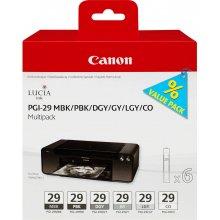 Тонер Canon PGI-29 Multipack MBK / PBK / DGY...