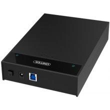 Unitek HDD чехол; SATA UASP, USB 3.0; Y-1090