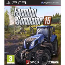 CD Projekt Farming Simulator 2015 PS3...
