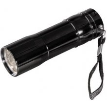 Hama BASIC FL-92 LED TORCH чёрный