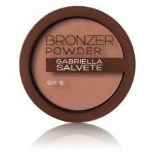 Gabriella Salvete Bronzer Powder SPF15 #01...