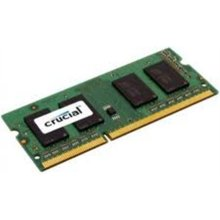 Mälu Crucial 2GB DDR3 1600 MT/s PC3-12800...