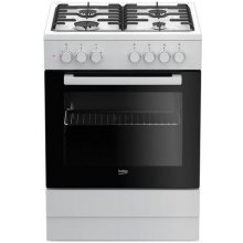 Плита BEKO FSE62120DW kitchen gas-electric