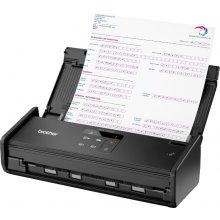 Сканер BROTHER ADS-1100W, 210 x 297, 600 x...