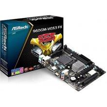 Emaplaat ASRock 960GM-VGS3 FX, 760G, SB710...