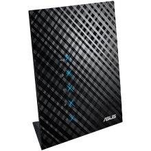 Asus RT-N14U, 10, 100, 10/100Base-T(X)...