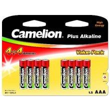 Camelion AAA/LR03, Plus Alkaline, 8 pc(s)