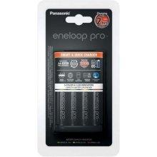 PANASONIC eneloop pro, smart charger...