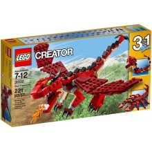 LEGO Creator Czerwone kreatury