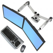 Ergotron Dual Side-by-Side Arm LX Series...