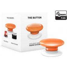 Fibaro The Button Z-Wave, oranž